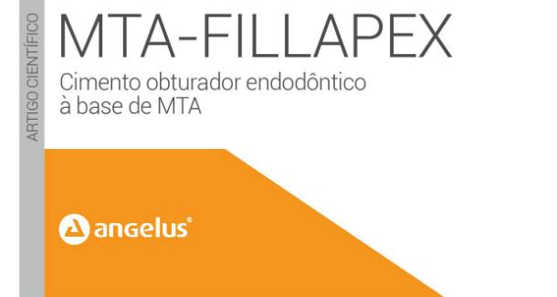 Análise da porosimetria do cimento Mta Fillapex em comparação ao Ah Plus, Sealer 26 e Endofill