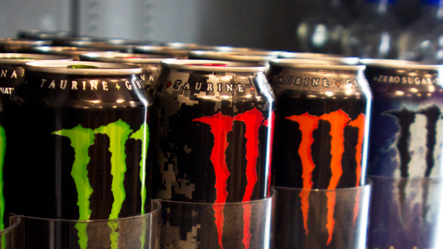 Energy Drink Consumption Correlated With Unhealthy Behaviors