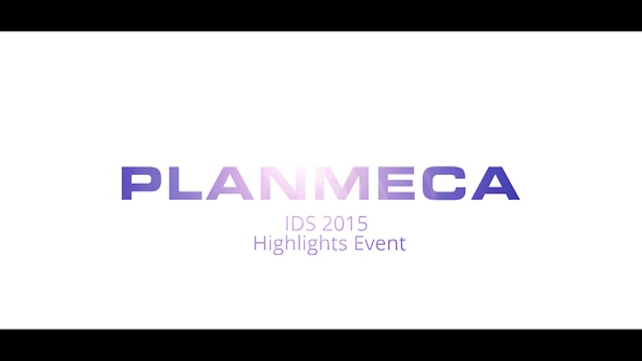 Planmeca IDS Hightlights