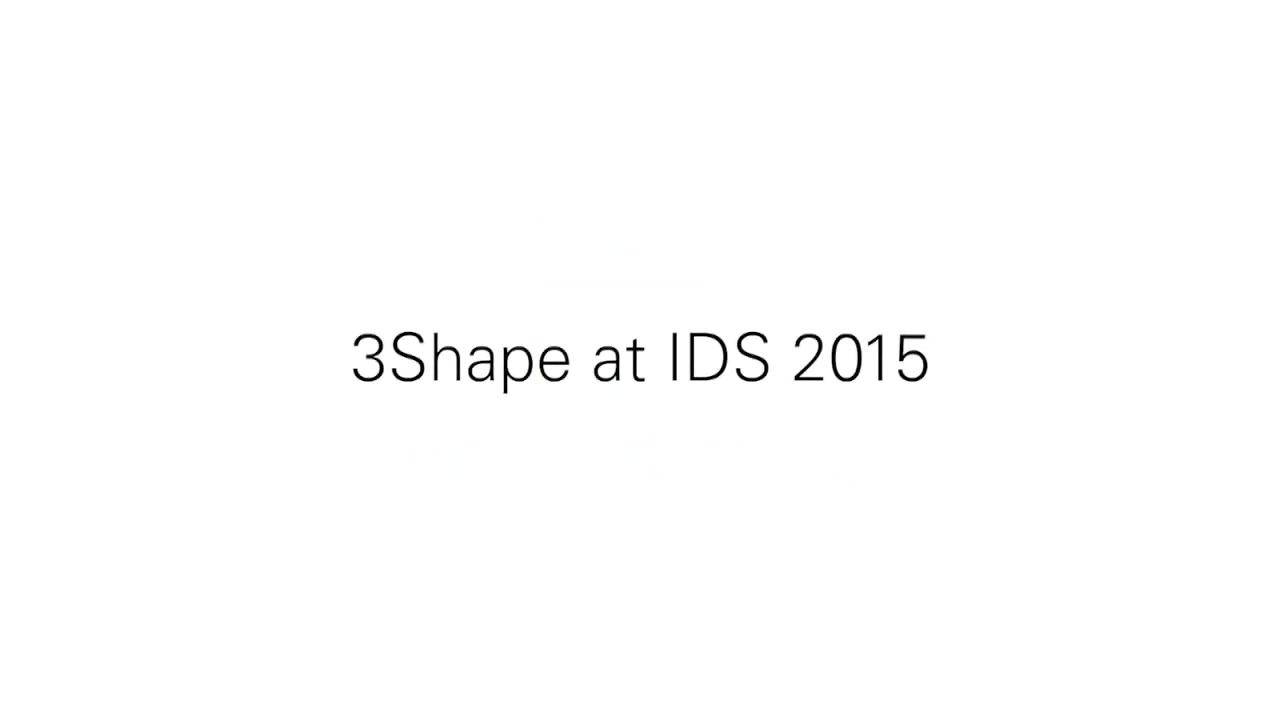 Relive the excitement – 3Shape at IDS 2015
