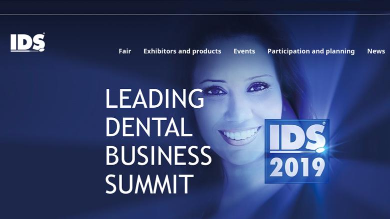 Međunarodni sajam stomatologije IDS 2019 u Kelnu od 12. do 16. marta 2019.god