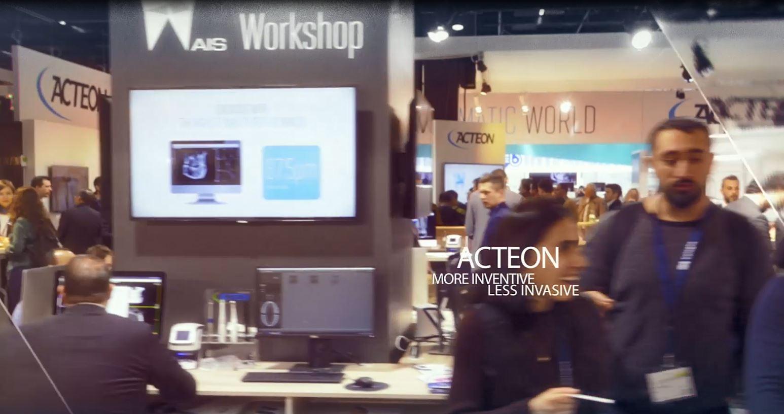 ACTEON at IDS 2019