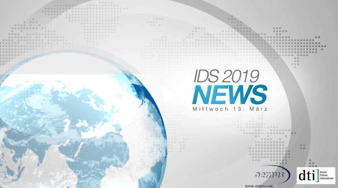 IDS 2019 – Newsflash mit FKG Dentaire