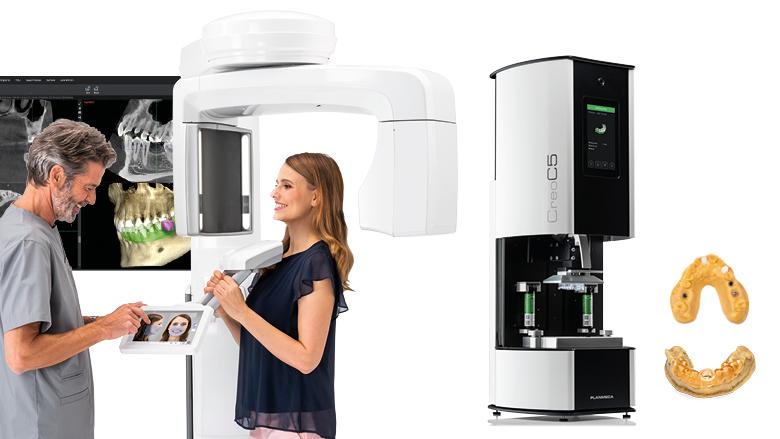 Компания Planmeca презентовала на выставке IDS 2019 широкую линейку новых продуктов