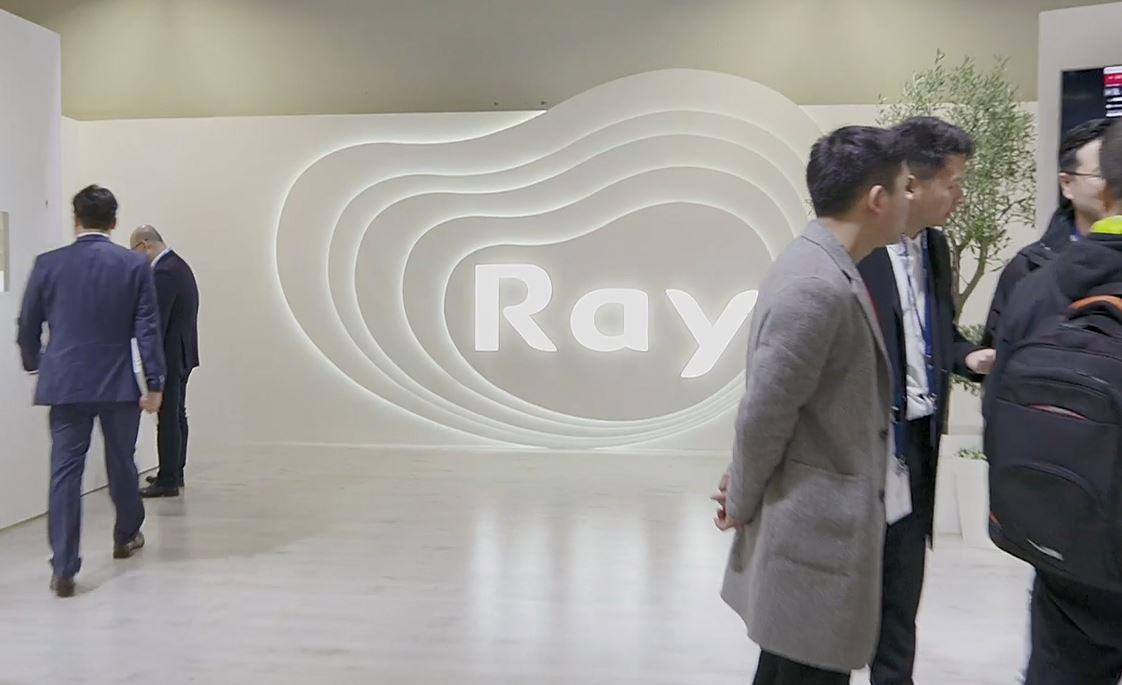 Ray medical at IDS 2019
