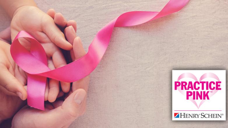 Le programme Practice Pink de Henry Schein France aide à combattre le cancer du sein