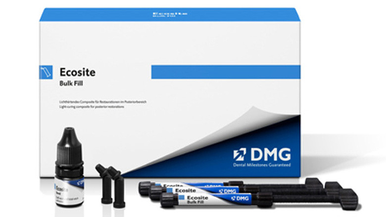 DMG Ecosite Bulk Fill and Ecosite Bond System Approved in Canada