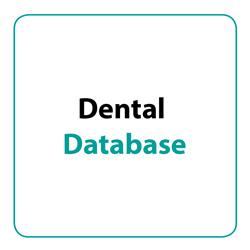 DM dental database icon