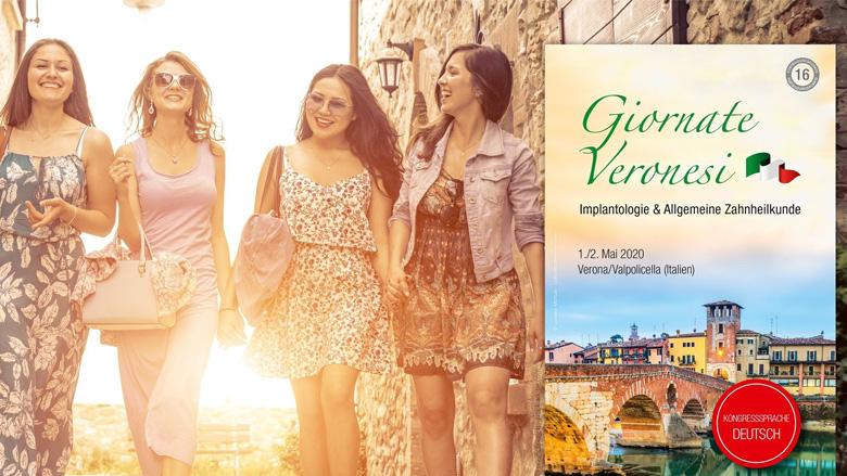 Giornate Veronesi 2020 – Team-Fortbildung in Italien