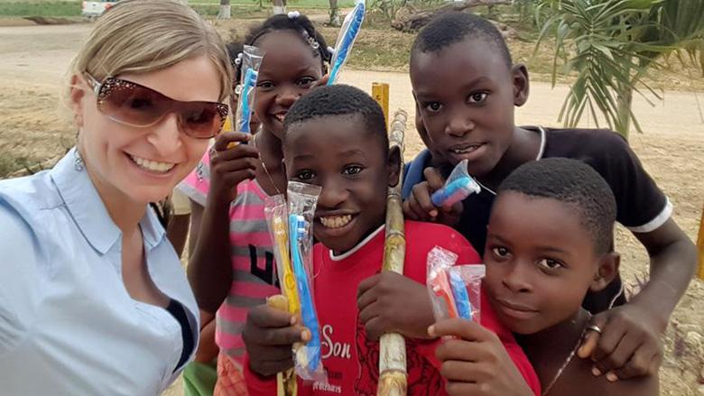 Hilfsprojekt unterstützt Mundgesundheit in der Karibik