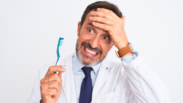 Survey reveals stress, anxiety and burn-out among UK dentists