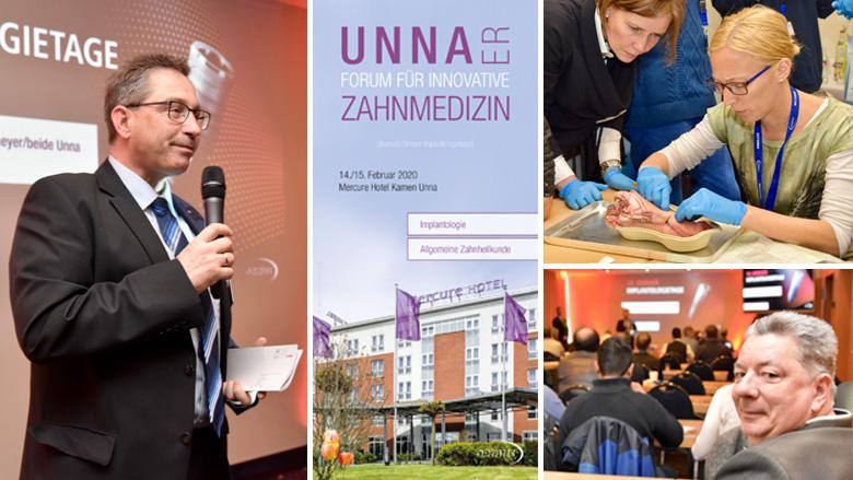 Neuausrichtung: Erstes Unnaer Forum für Innovative Zahnmedizin
