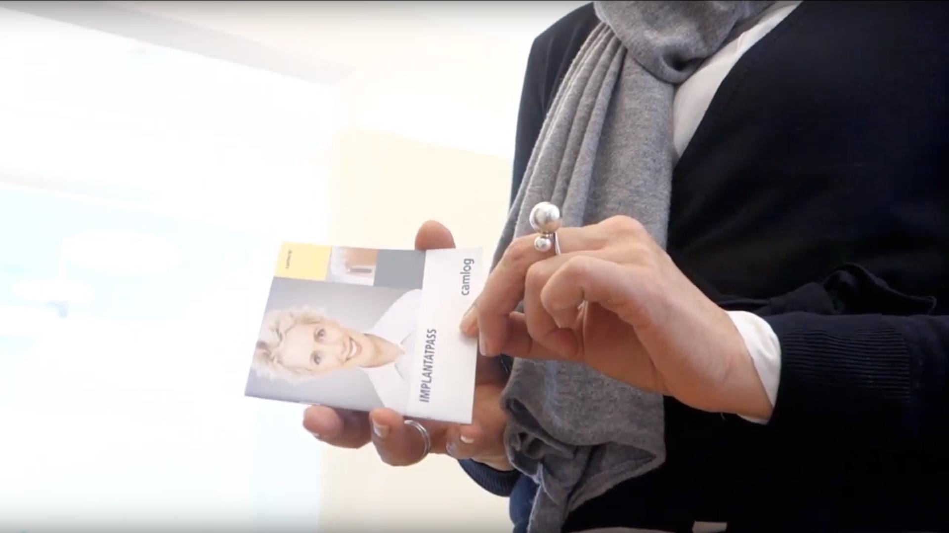 Video-camlog-patient-film