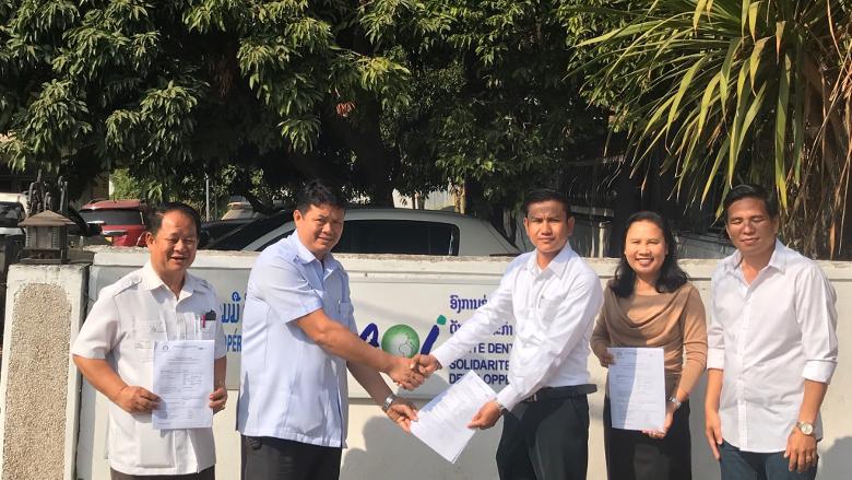 Sécurité des soins au Laos