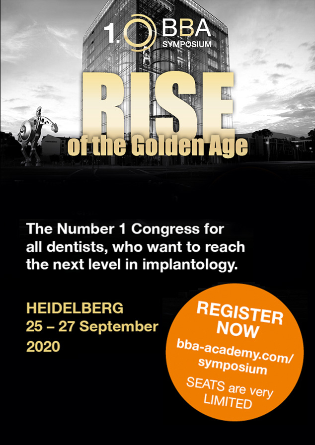 1st BBA SYMPOSIUM: RISE OF THE GOLDEN AGE
