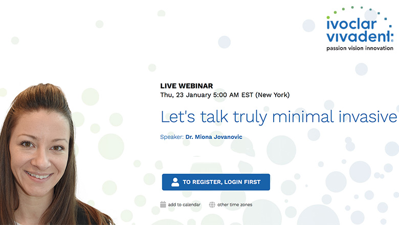 Free webinar focuses on preparation for minimally invasive procedures