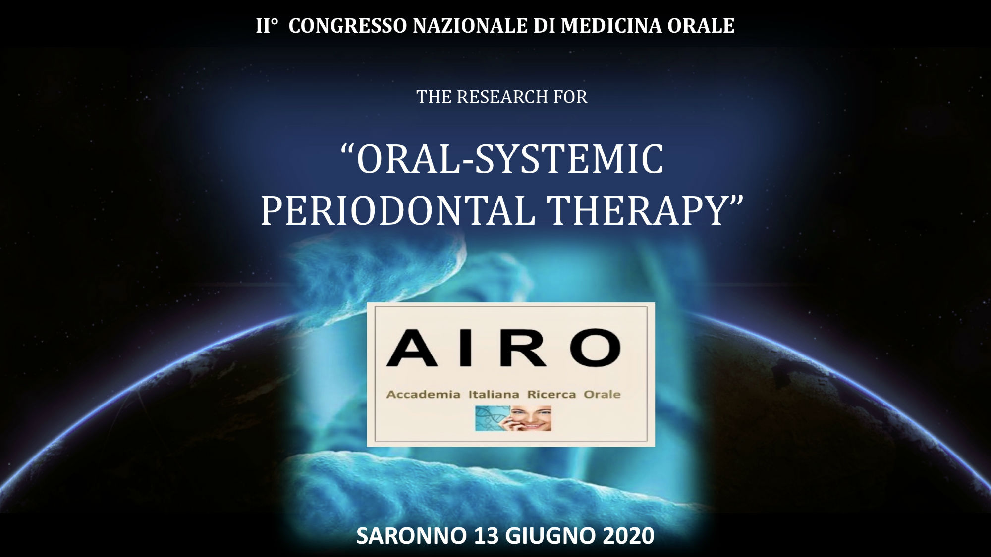 Oral-systemic periodontal therapy
