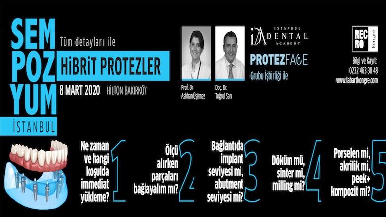 Protez Alanındaki Yenilikler 4. LabArt Diş Teknisyenleri Kongresi'nde Olacak