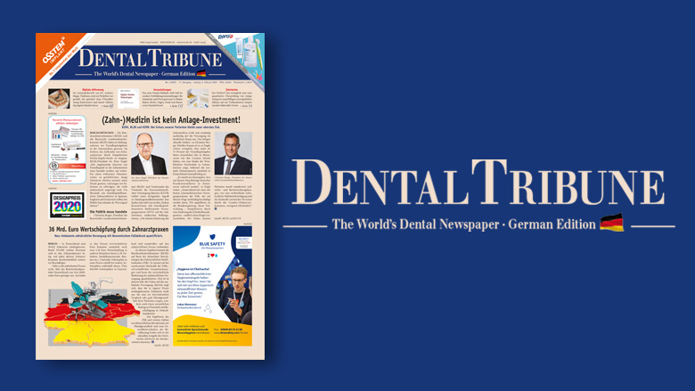Digitale Zahnheilkunde im Fokus der <em>Dental Tribune Germany</em>