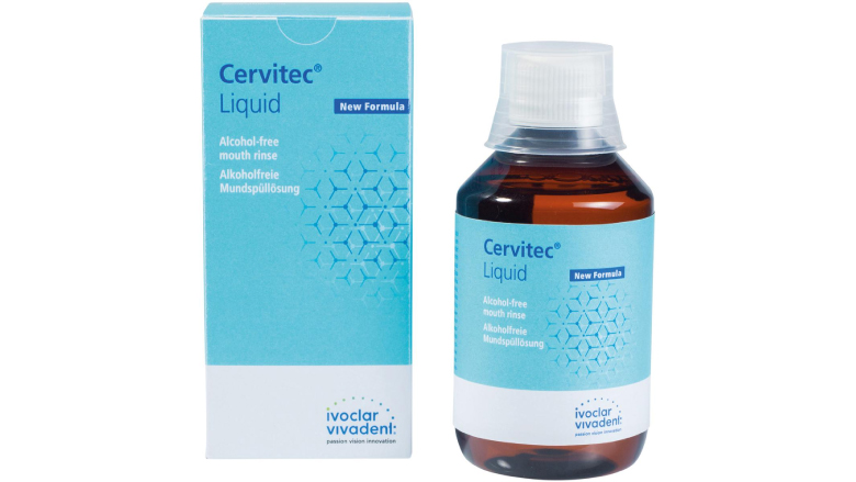 Cervitec liquid: new formula is a success!