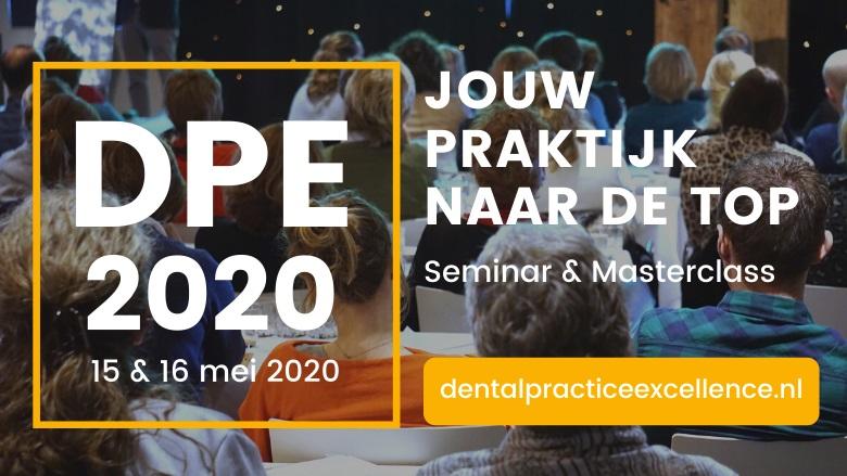 Dental Practice Excellence – Hét event voor praktijkhouder en praktijkmanager