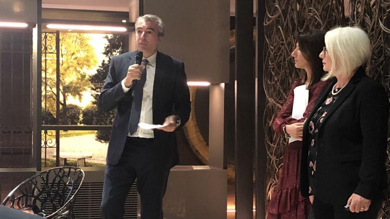 Gianfranco Berrutti eletto presidente IDM