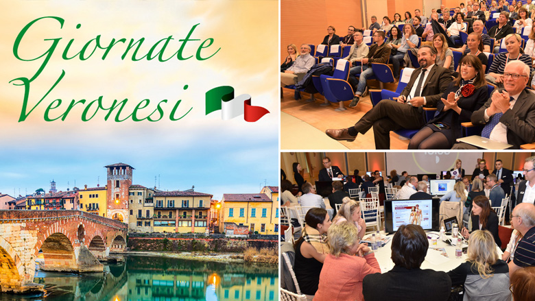Giornate Veronesi – Dentale Fortbildung für Italien-Liebhaber