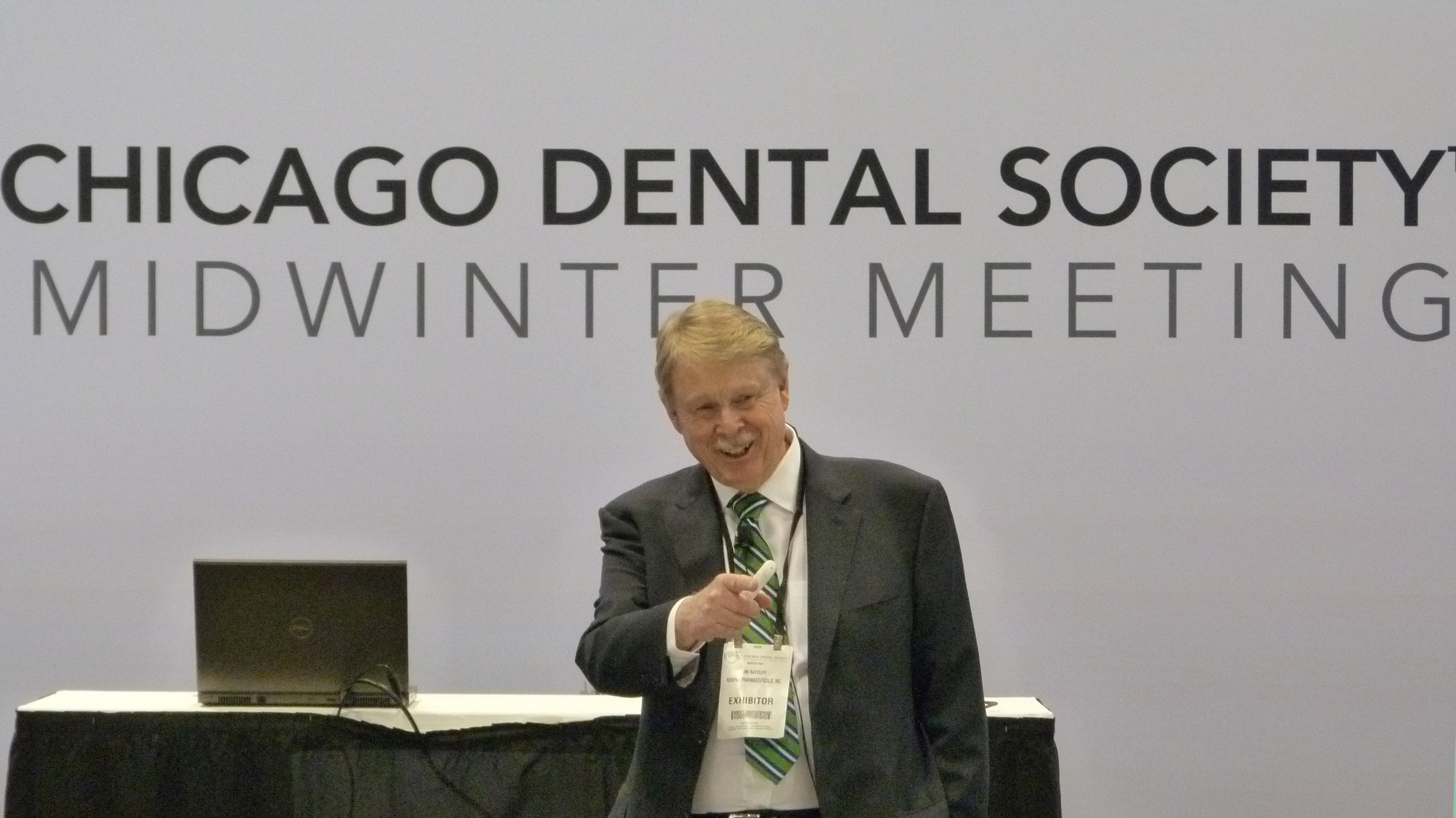 Corporate Learning Theater new at 2020 Chicago Midwinter Meeting