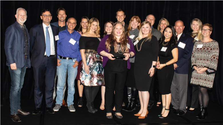 SureSmile learning app honored with  AXIS Award for Learning Technology