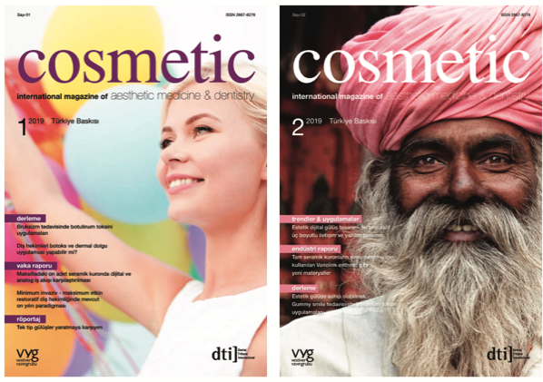cosmetic dentistry Turkey Annual Subscription