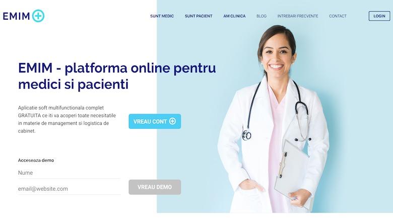 EMIM – aplicație gratuită dedicată clinicilor stomatologice