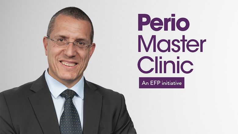 Interview: Prof. Anton Sculean on the 2020 Perio Master Clinic