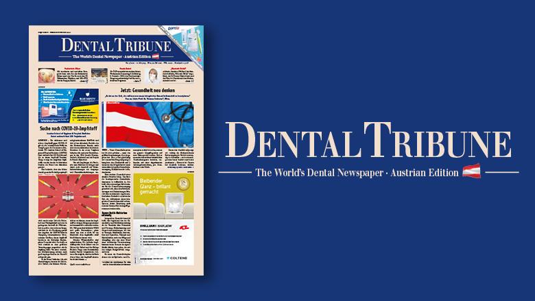 <em>Dental Tribune Österreich</em>: Mai-Ausgabe jetzt als E-Paper lesen