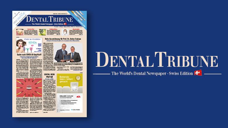 <em>Dental Tribune Schweiz</em>: Jetzt die Mai-Ausgabe als E-Paper lesen