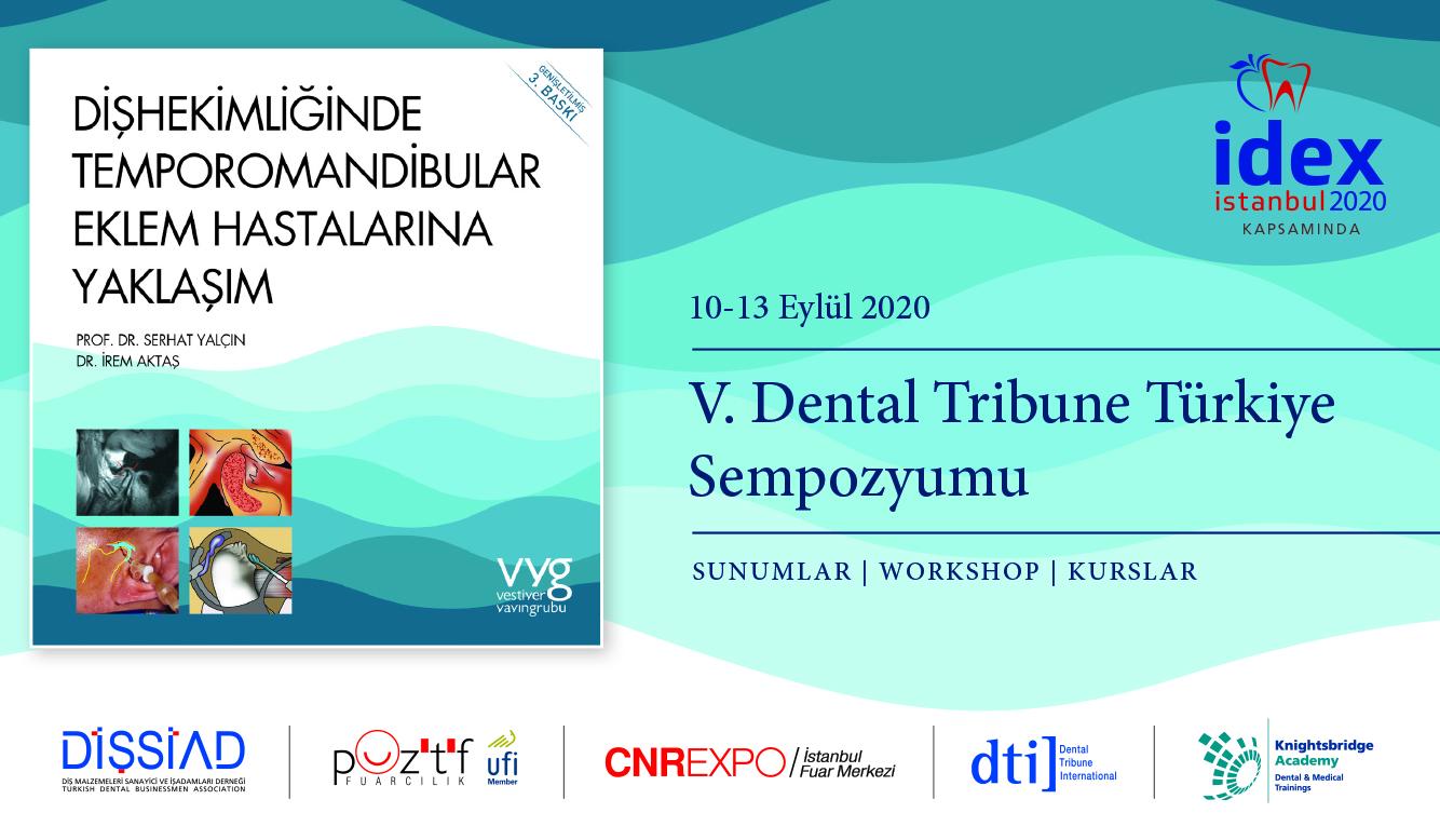 Prof. Dr. Serhat Yalçın'ın Kitabı  İDEX 2020 Fuarı'nda Hediye Edilecek