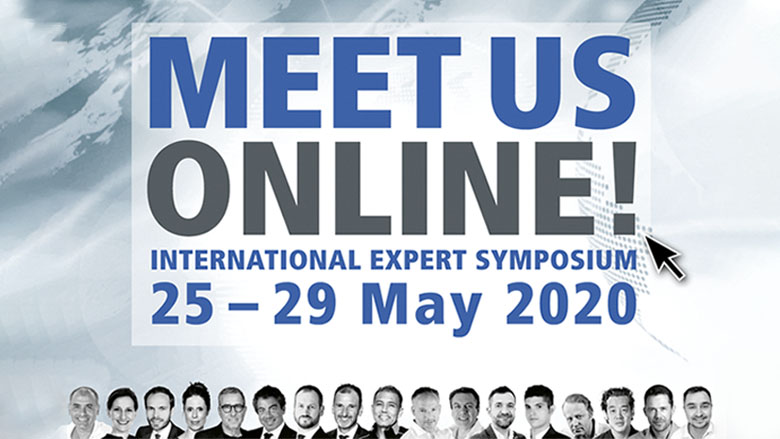 International Expert Symposium to be held as online event