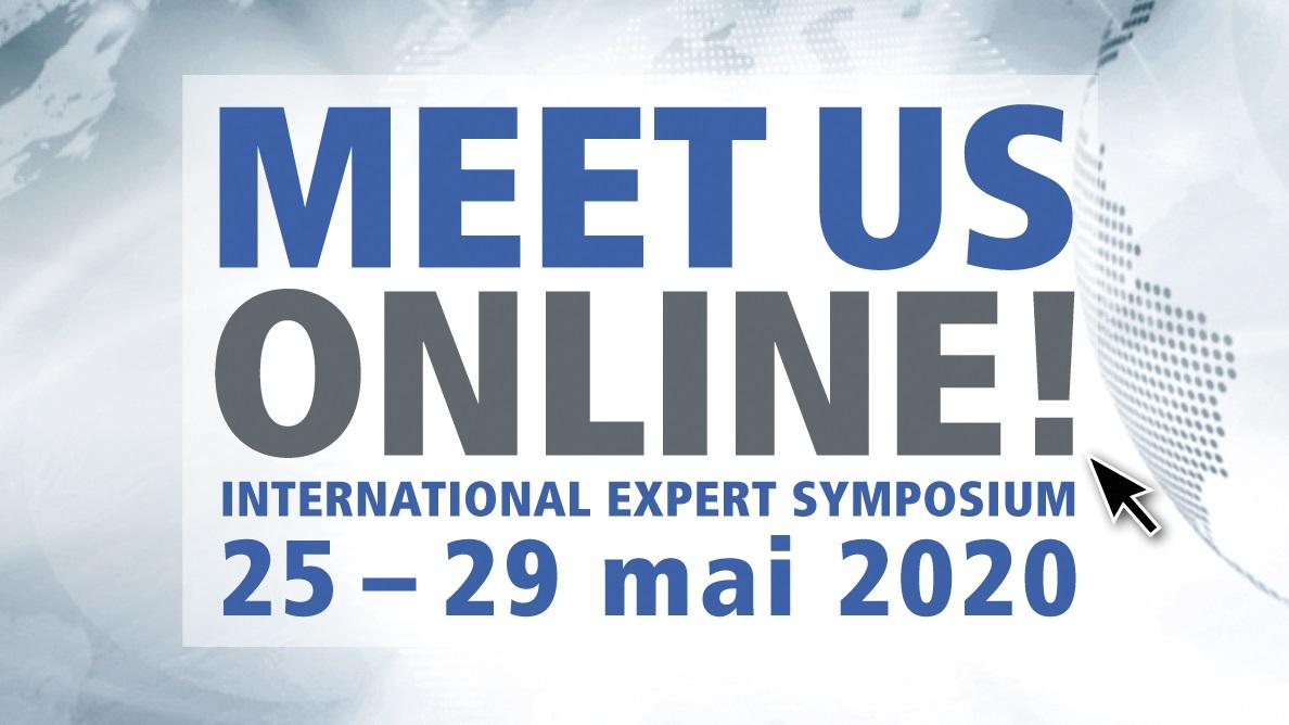 L'IES sera organisé en tant qu'événement en ligne à la fin du mois de mai