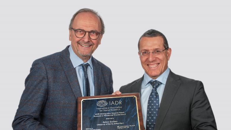 """""""Nobelpreis für Zahnmedizin"""" geht an Berner Wissenschaftler"""