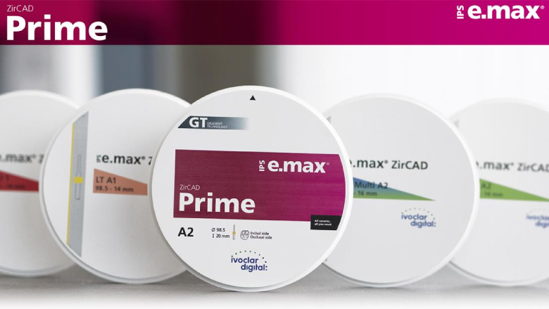 IPS e.max ZirCAD Prime: Put to the ultimate test