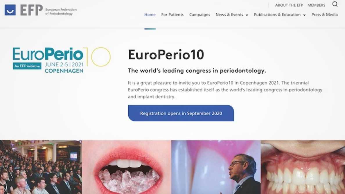 EFP lança novo website