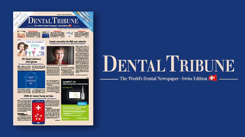 Jetzt online: Die Sommer-Ausgabe der <em>Dental Tribune Schweiz</em> ist da