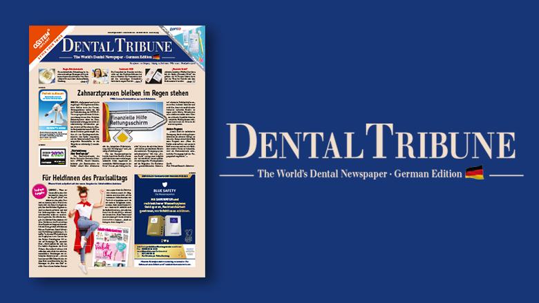 Endodontie in der Sommerausgabe der <em>Dental Tribune Deutschland</em>