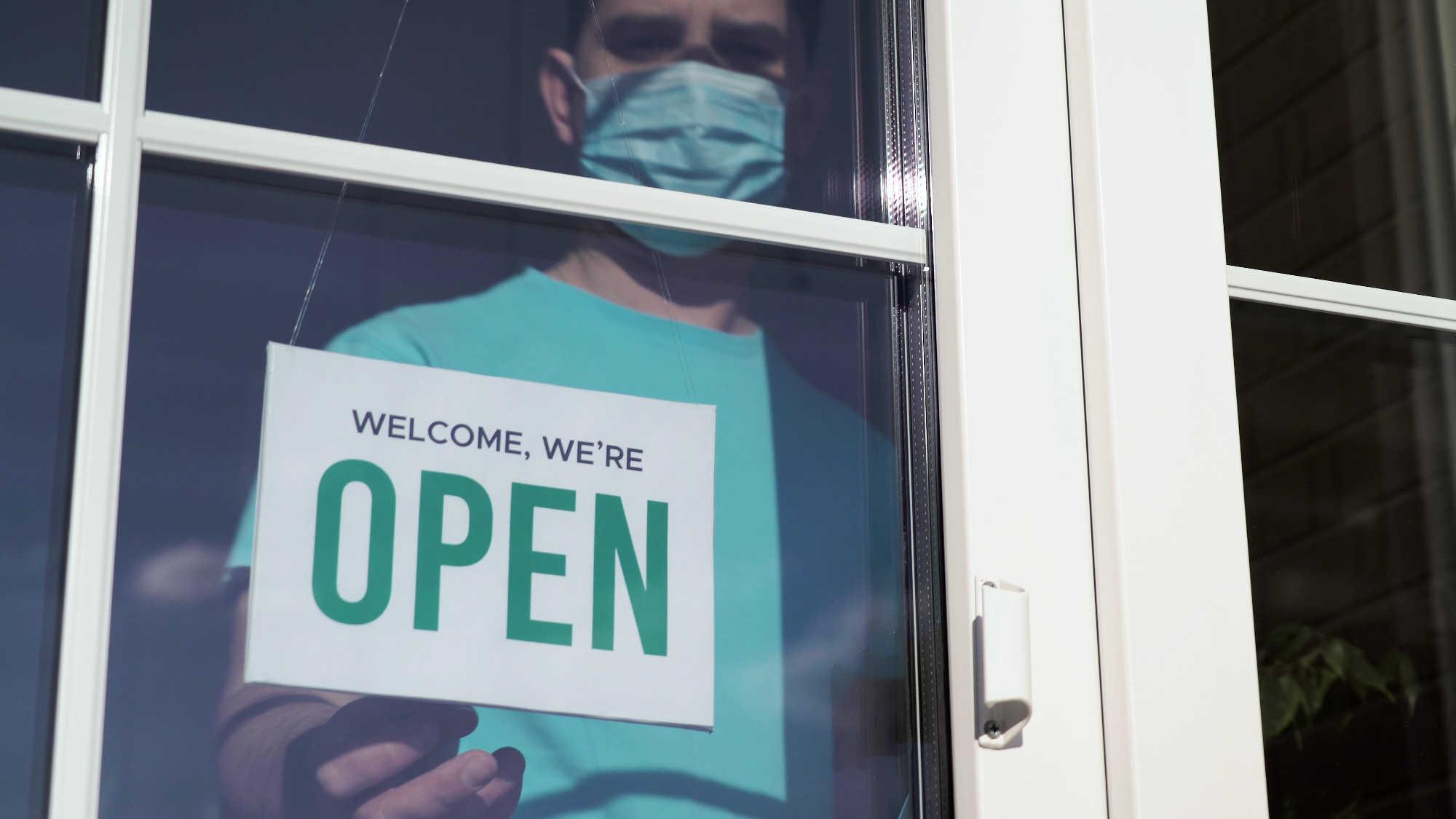 Ponowne otwarcie gabinetów dentystycznych na całym świecie