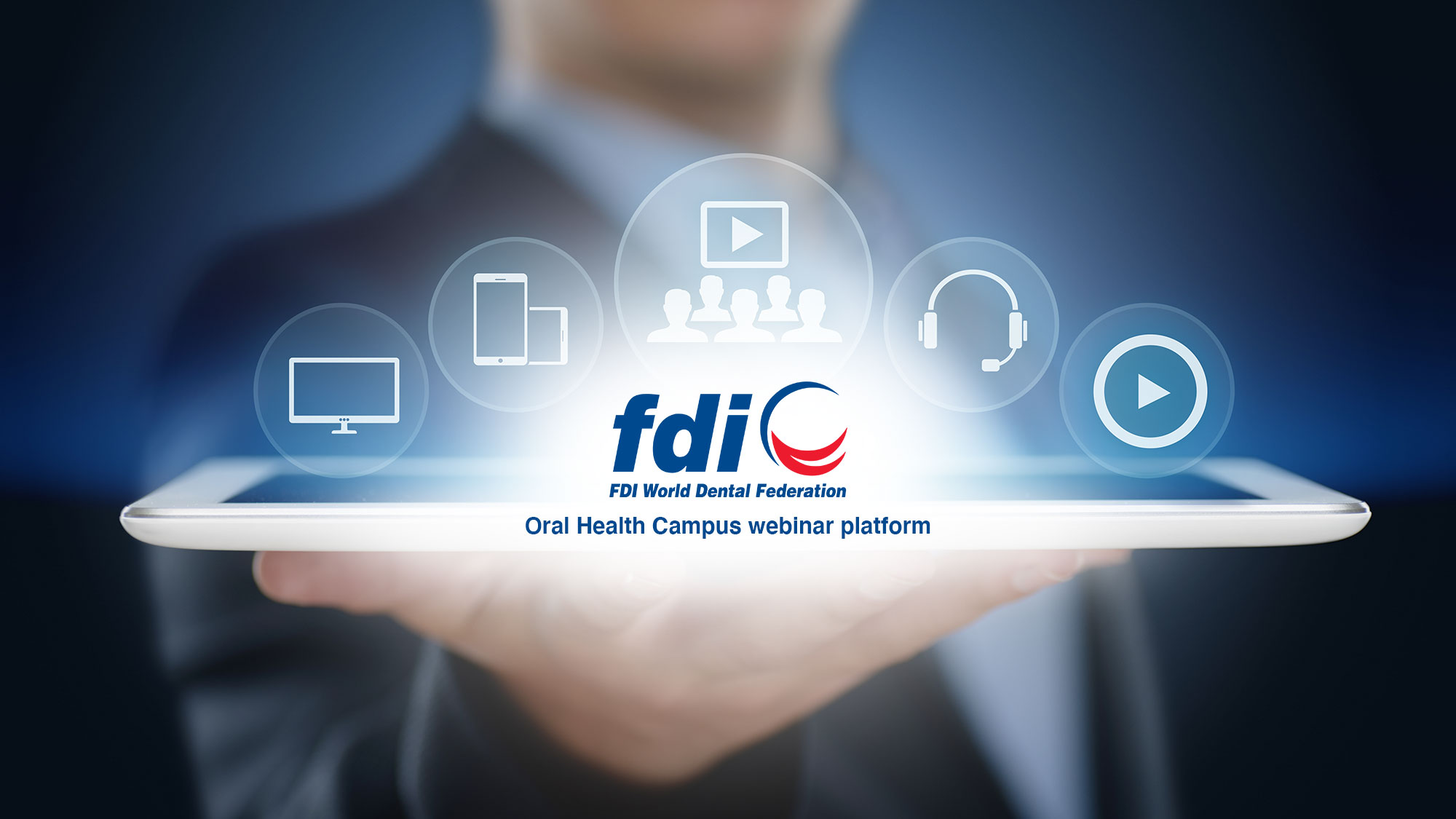 FDI to provide continuing education with own Oral Health Campus
