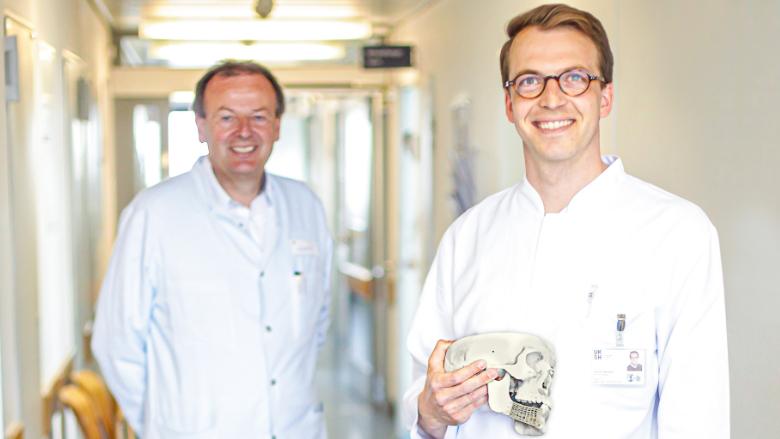 """Neue Knochen im Körper züchten – Projekt """"HybridBone"""" startet"""