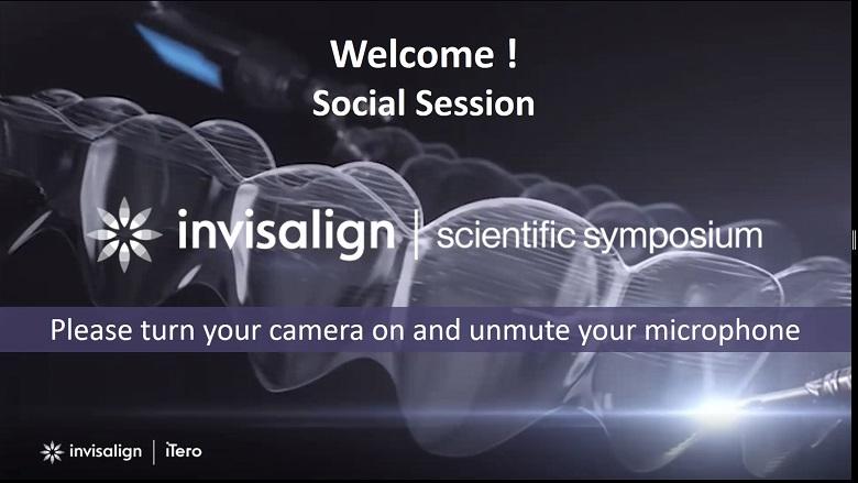 AlignTechnology'den  İlk Sanal Invisalign Bilim Sempozumu