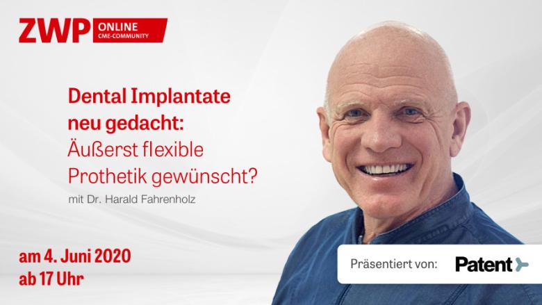 "Web-Tutorial: ""Dental Implantate neu gedacht"""