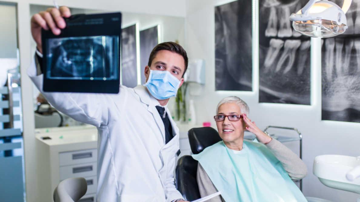 Hidas hammashoito pyrkii voimaannuttamaan potilaita