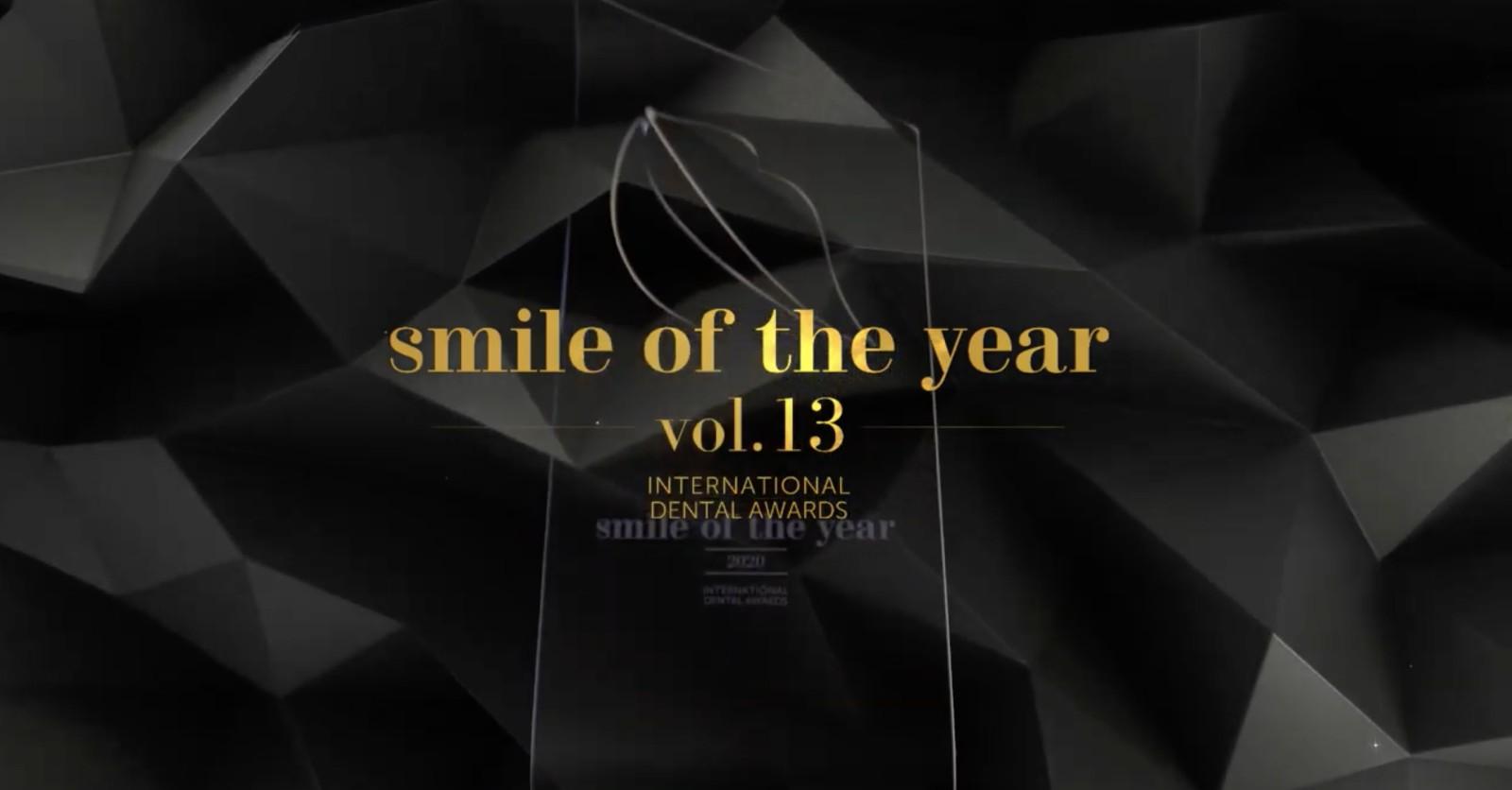 Първият международен конкурс Smile of the Year 2020 съобщи наградените с бляскава онлайн церемония