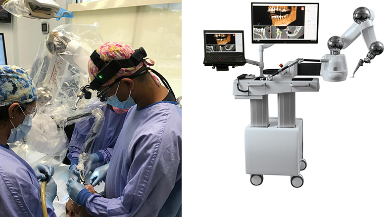 Neocis receives clearance enabling Yomi to assist with full-arch implant treatment